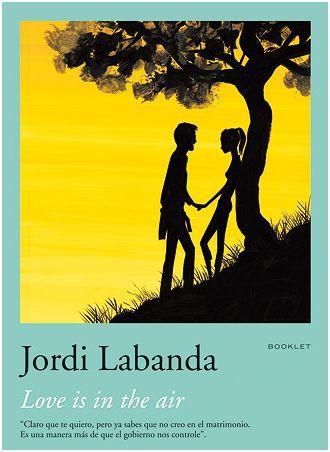 Uno de los libros de ilustraciones de Jordi Labanda.