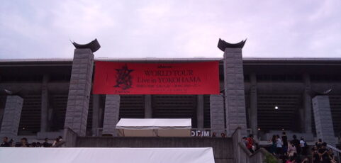 X Japan 2010 World Tour. Live in Yokohama